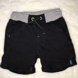 Black shorts 9 months (Nano brand)